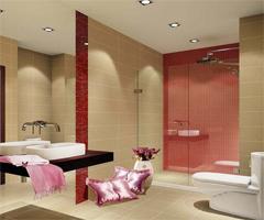 绝美家居秀 打造浪漫女性独立空间 - 卫生间