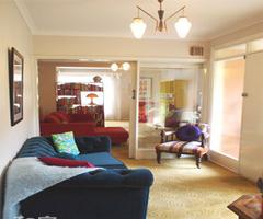 古典+色彩 打造充满魅力春意空间 - 客厅