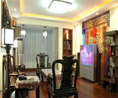 传统神韵的中式家居 - 客厅