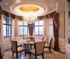 神奇改造舒适欧式别墅 - 餐厅
