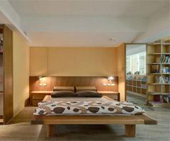开放式简约温馨家 - 卧室