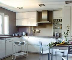 时尚达人简约家 时尚个性兼具艺术气质 - 厨房