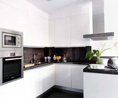 北欧风VS古典风 个性混搭打造时尚美家 - 厨房