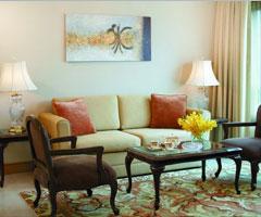 现代温馨小客厅