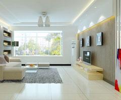 二居室现代风格客厅装饰