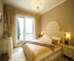 日式乡村打造简洁舒适空间 - 卧室