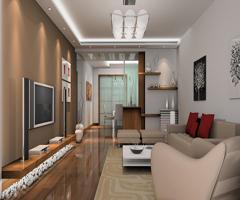混搭风格让你感受最纯正的自然气息 - 客厅