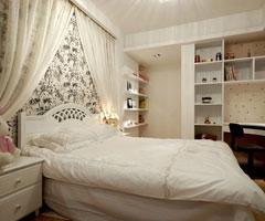 白色卧室装修