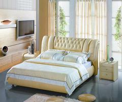 简单中的视觉效果 - 卧室