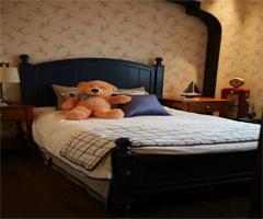 舒适玲珑屋 - 卧室
