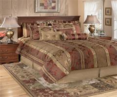 欧式风情演绎的复古之家 - 卧室