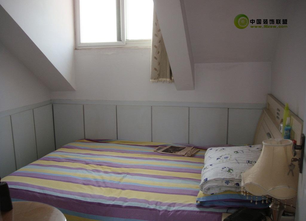 清新田园风 卧室 卧室装修效果图
