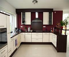 个性鲜明的现代家 -厨房
