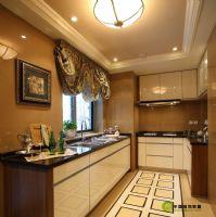 欧式(青桐路)欧式厨房装修图片