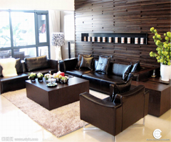 中式古典 悠远流淌 - 客厅