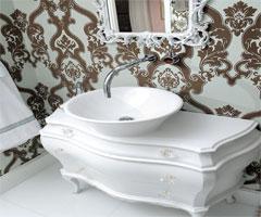 惬意卫浴空间 - 卫生间