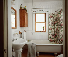 简约复式家 - 卫生间