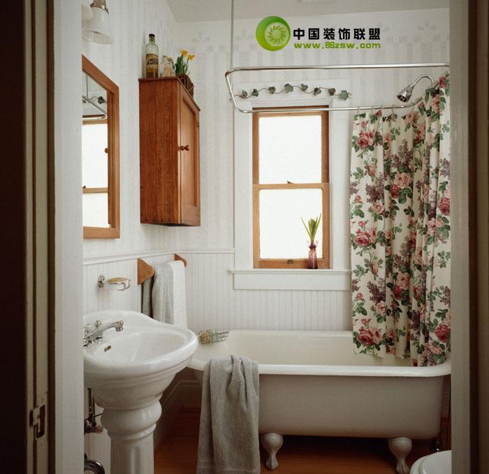 简约复式家 - 卫生间-整套大图展示-欧式风格装修效果
