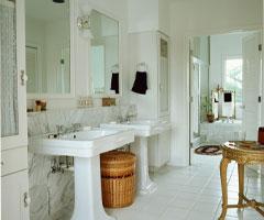 简约明媚的清透空间 - 卫生间