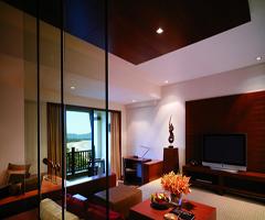 现代简约新居 效果图欣赏 - 客厅