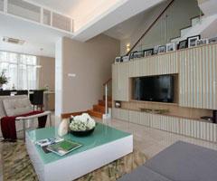 温馨舒适公寓设计