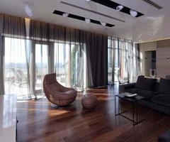豪华复式公寓装修设计