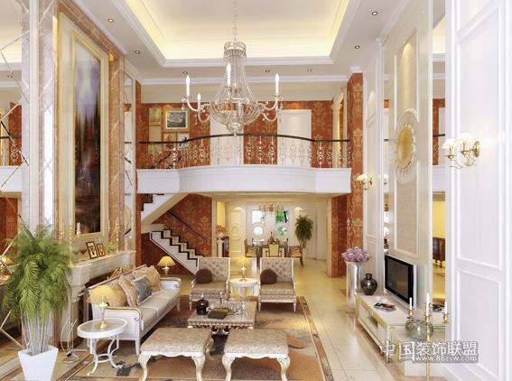高档欧式客厅