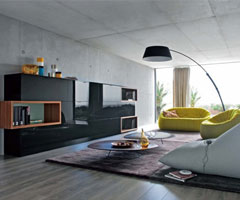 时尚家居 豪华客厅装修设计
