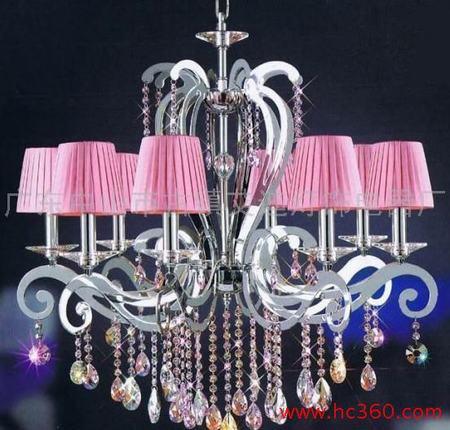 欧式现代水晶灯 诠释不一样的奢华风情