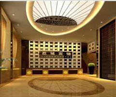 荔城賓館裝飾