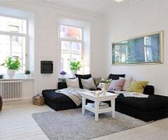 瑞典优雅迷人公寓