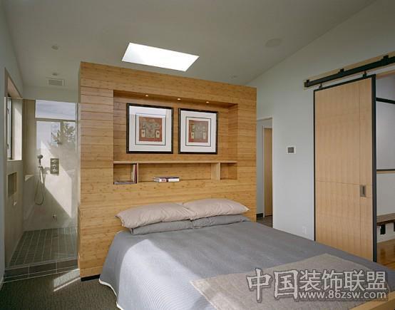 错层式别墅室内设计效果图餐厅装修图片