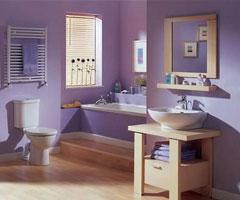 80后卫浴装修设计 毫无约束,拓展功能