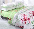 清新床品 打造夏日清凉卧室
