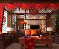 中式古典婚房 不粉嫩不奢华