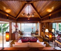 海边别墅 豪华舒适的生活空间