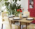 餐桌颜色大冲击 新颖风格继续燃烧