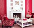 红色激情 装修幸福温馨家居