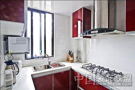 黑白色调 现代简约之家客厅装修图片