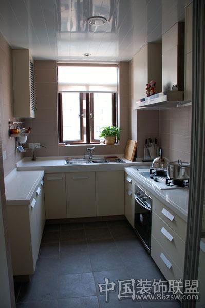 小资情趣现代简约家居-厨房装修图片