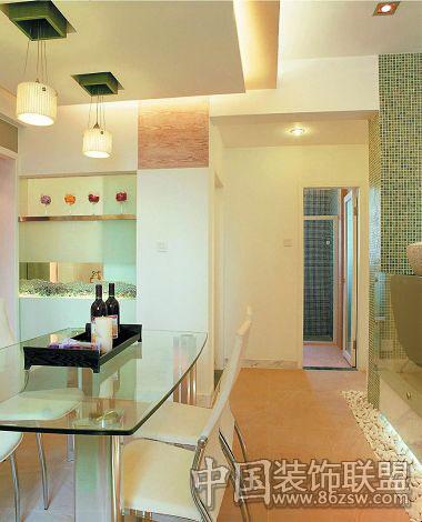 简约大方温馨家居时尚生活 客厅装修效果图