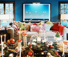 琳琅满目的美式客厅设计