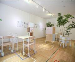 日本办公室:自由移动的办公家具