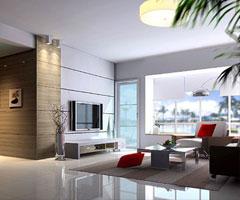 10款客厅电视墻设计欣赏
