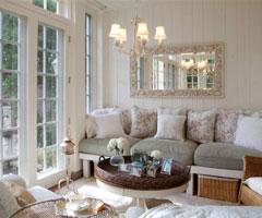 超有感觉的客厅设计
