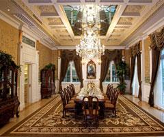 法式装修风格 富力公馆别墅