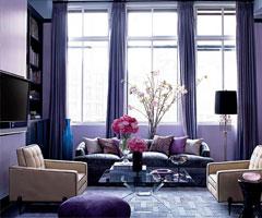 晶莹剔透的时尚现代客厅