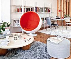 西班牙最潮时尚公寓设计