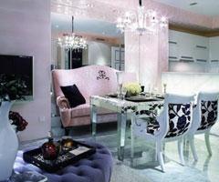 奢华浪漫婚房风格