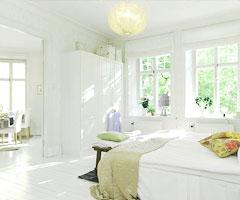 北欧简约风格  让家充满阳光